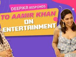 Deepika Padukone RESPONDS to Aamir Khan Today's Evolved Audience Chhapaak Meghna Gulzar