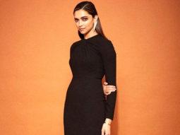 Deepika Padukone slays in a black Emilia Wickstead dress for the Chhapaak trailer launch