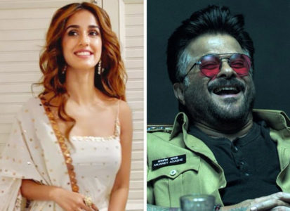 Disha Patani Wishes The Youngest Co Star Anil Kapoor With An Exclusive Still From Malang Bollywood News Bollywood Hungama
