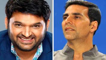 Kapil Sharma and team extend a challenge to Akshay Kumar and his Good Newwz team