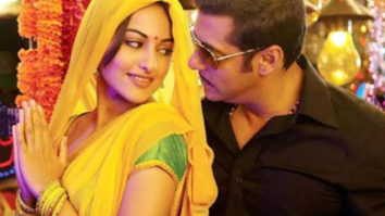 Sonakshi Sinha credits Salman Khan for making her realise her true calling