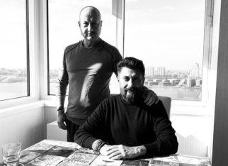 Anupam Kher joins Vivek Ranjan Agnihotri's next, The Kashmir Files
