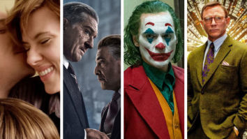 GOLDEN GLOBES 2019 Marriage Story & The Irishman lead nominations, Joker, Knives Out receives nods