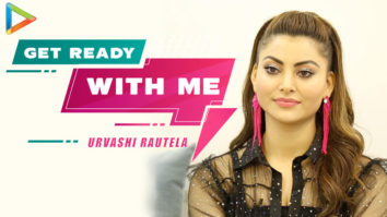 Get Ready With Me - Urvashi Rautela Glam Look