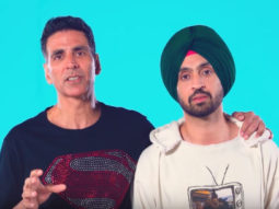 Good Newwz: Akshay Kumar and Diljit Dosanjh scream as they undergo labour pain test