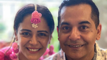 Jassi Jaissi Koi Nahin actress Mona Singh looks radiant in pink during her mehendi ceremony, Gaurav Gera attends the wedding festivities