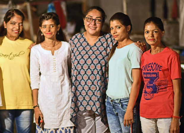 Meghna Gulzar's decision to cast real acid attack survivors was welcomed by the entire team of Chhapaak.