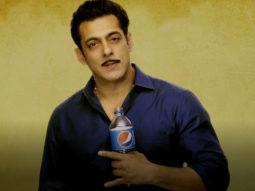 Pepsi announces Salman Khan the brand ambassador