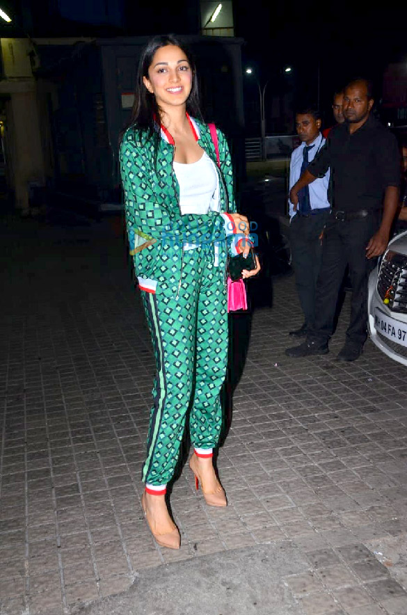 Photos Ananya Panday, Kiara Advani, Diljit Dosanjh and others grace the special screening of Good Newwz at PVR Juhu (6)