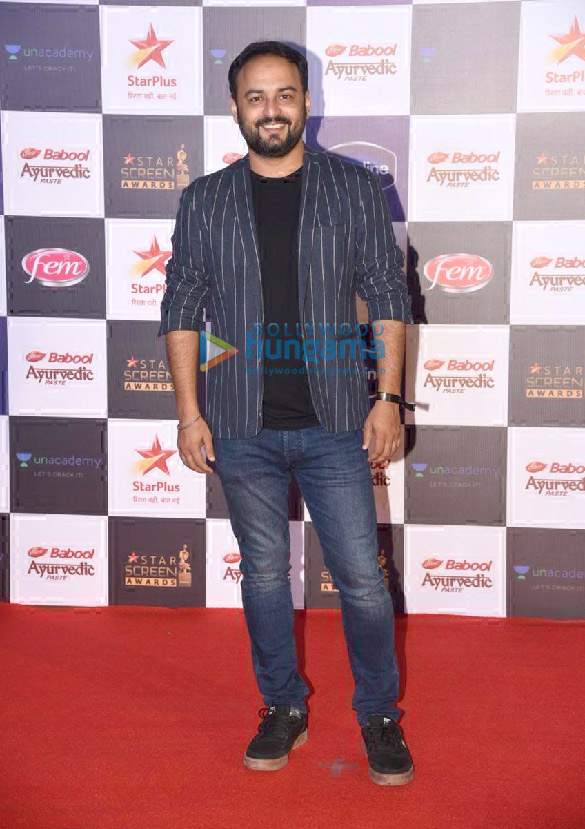 Photos: Celebs grace Star Screen Awards 2019