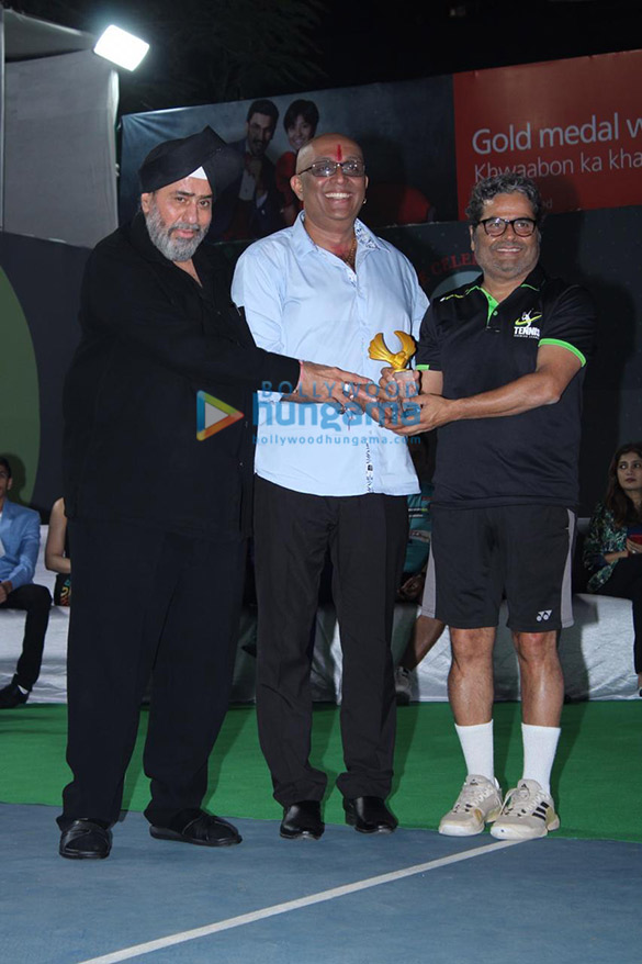 Photos Celebs grace opening of Tennis League 2019 (01)