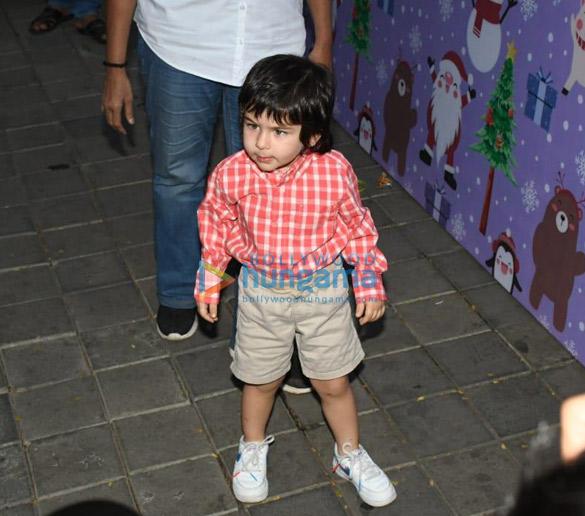 Photos Celebs snapped at Aayush Sharma and Arpita Khan's Christmas party (3)
