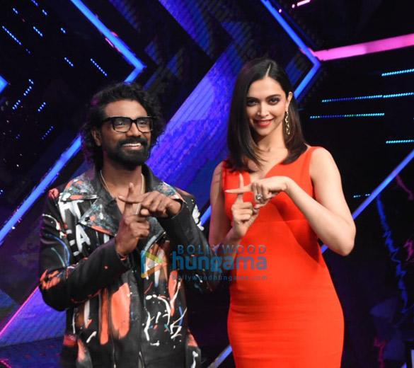 Photos Deepika Padukone spotted for Dance Plus 5 shoot at Filmistan Studio, Goregaon (002)