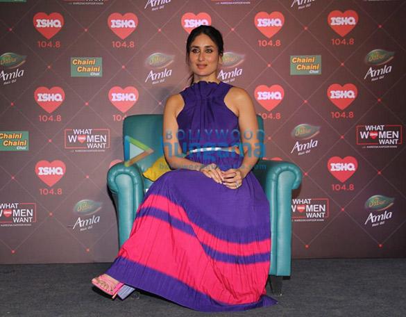 Photos Kareena Kapoor Khan, Taapsee Pannu and Sonali Bendre snapped at the Ishq 104.8 FM office-01