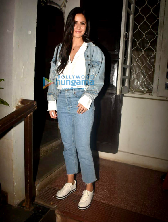 Photos: Katrina Kaif spotted at Krome Studio in Bandra
