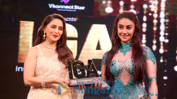 Photos: Madhuri Dixit attends International Glory Awards 2019