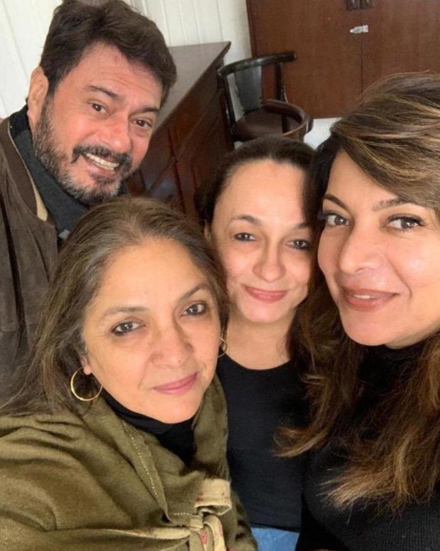 Saans actors Neena Gupta and Kanwaljit Singh reunite for Arjun Kapoor and Rakul Preet Singh's family dramedy