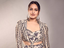 Sonakshi Sinha looks breathtakingly aesthetic as she promotes Dabangg 3 in an outfit by KoAi!