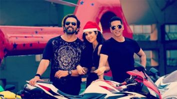 Sooryavanshi: Akshay Kumar and Katrina Kaif shoot a carnival song on Christmas Day
