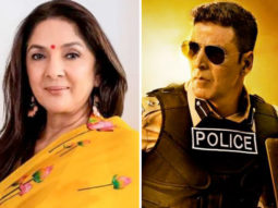 Sooryavanshi: Neena Gupta exists the film after few weeks of shooting