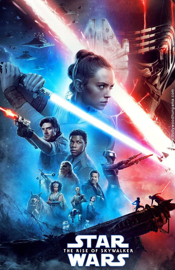 Star Wars – The Rise of Skywalker (English) Photos, Poster