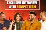 Team Panipat on Characters, Story & Bravery Sanjay Dutt Arjun Kapoor Kriti Sanon Ashutosh