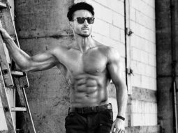 Tiger Shroff goes SHIRTLESS even though the temperature drops to -3 degrees in Serbia
