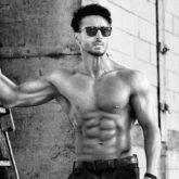 Tiger Shroff pulls off another matrix stunt effortlessly leaving his War co-star Hrithik Roshan amazed