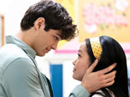 To All The Boys P.S I Still Love You Lara Jean and Peter Kavinsky are in love in first look