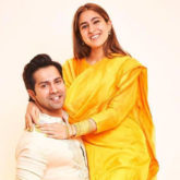 VIDEO Sara Ali Khan takes her 'knock-knock' jokes to another level with Varun Dhawan
