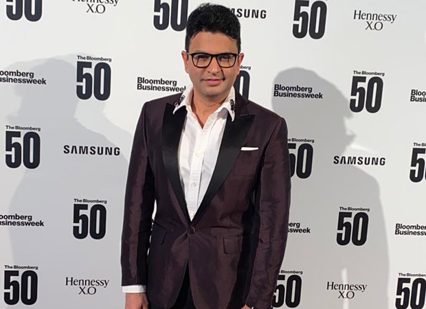 WOAH! Bhushan Kumar makes it to the list of Top 50 Bloomberg Businessweek among the likes of Rihanna, Kevin Feige, and Phoebe Waller-Bridge
