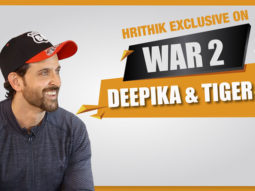 WOW- Hrithik Roshan Finally RESPONDS to Deepika Padukone's 'Death By Chocolate' Comment WAR