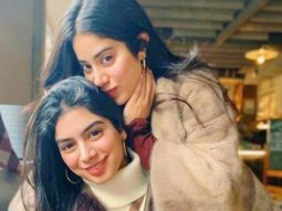 Janhvi Kapoor and sister Khushi give out major sibling goals; get similar tattoos