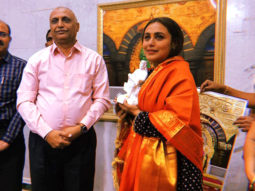 After Mardaani 2 release, Rani Mukerji seeks blessing at Shirdi temple