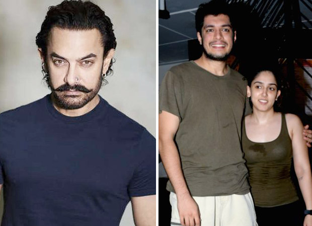 Aamir Khan speaks about his children, Ira Khan and Junaid Khan's Bollywood debut