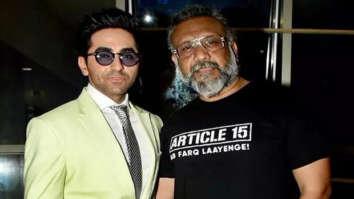 SCOOP: Ayushmann Khurrana signs Anubhav Sinha's next, film to release in 2021