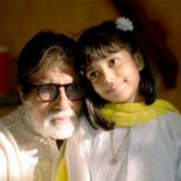 Watch: Granddaughter Aaradhya's powerful monologue on women empowerment leaves Amitabh Bachchan proud