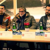 Amitabh Bachchan directed a sequence in Chehre, reveals producer Anand Pandit