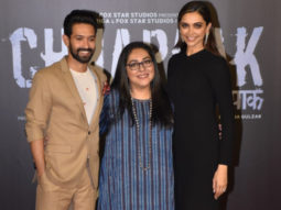 """Chhapaak Trailer Launch: """"I would like to request everyone to not put this film in women-centric film category,"""" says Meghna Gulzar"""