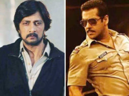 EXCLUSIVE: Kiccha Sudeep reveals he and Salman Khan fought for 23 days for the climax of Dabangg 3
