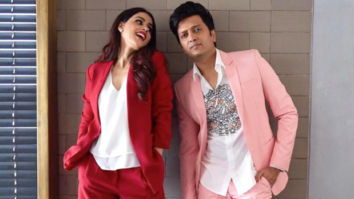 """I'm always in the mood for you""- Genelia D'Souza writes the sweetest birthday wish for Riteish Deshmukh"