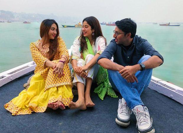 Janhvi Kapoor shares glimpses of her Varanasi trip, see photos