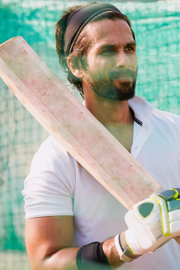 Shahid Kapoor is sleepless and anxious as he gears up to resume Jersey shoot