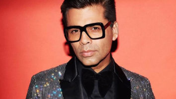 Karan Johar reveals the reason he added colour and bling to his personal wardrobe