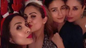 Christmas 2019: Kareena Kapoor Khan parties with Alia Bhatt, Sara Ali Khan, Karan Johar and others