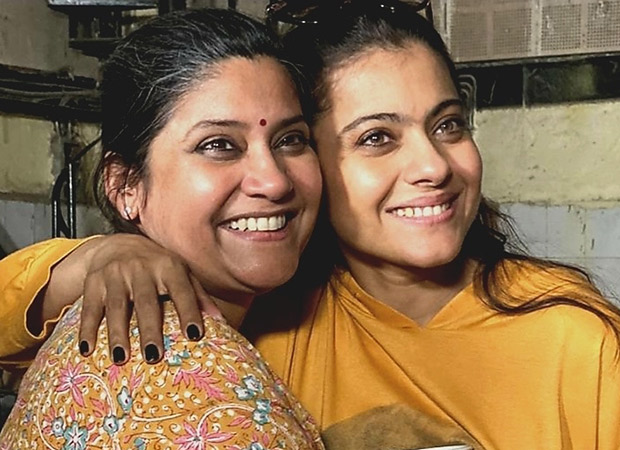 Tribhanga director Renuka Shahane believe Kajol was under-utilised in films