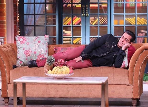 The Kapil Sharma Show: Salman Khan says he can't sleep on bed, Kapil Sharma's reply leaves everyone in splits