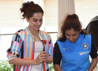 Taapsee Pannu felt an instant connect with cricketer Mithali Raj because of this reason