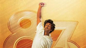 '83: Ranveer Singh unveils first look of Dinker Sharma as 'sabse shararti' Kirti Azad