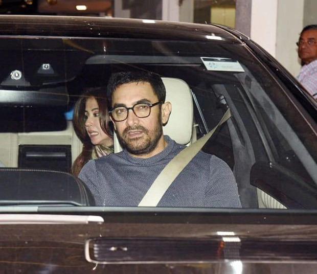 Aamir Khan and Urmila Matondkar have a Rangeela reunion
